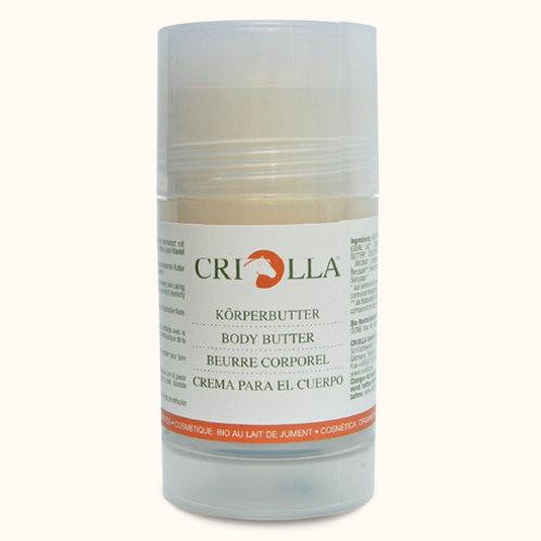 Beurre corporel 12 % Lait de jument