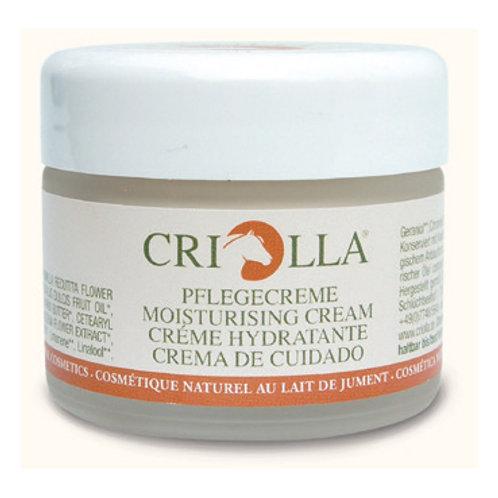 Crème hydratante 50 ml à 50 % lait de jument