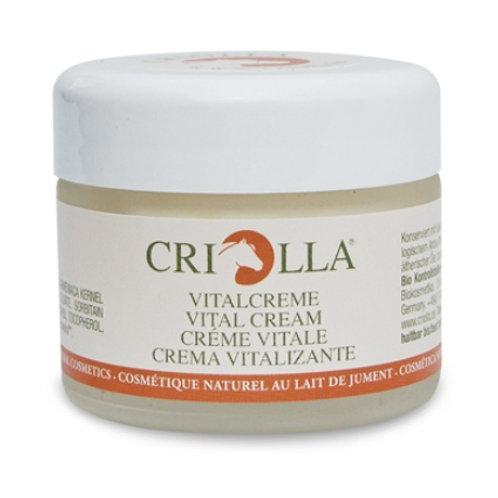 Crème vitale  62% lait de jument 100 ml