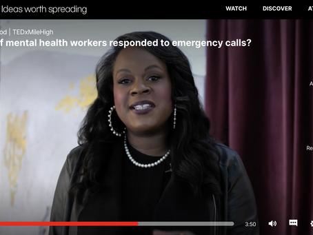 Mental Health Professionals as Emergency Responders