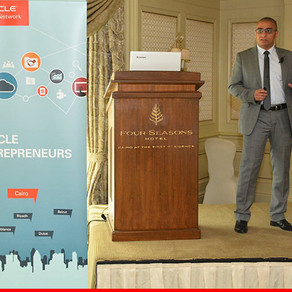 Oracle Entrepreneurs Day Cairo – May 8, 2018