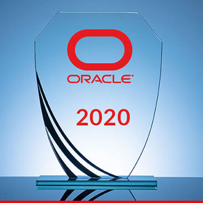 Innovation partner of the year 2020