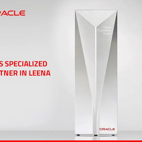 Wind-IS is the first Oracle PaaS Specialized Partner in LEENA