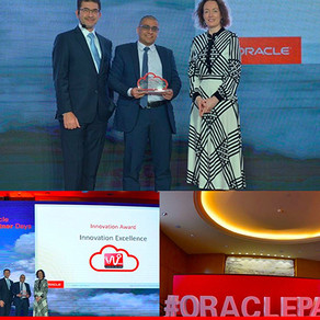 """""""Wind-IS"""" won Oracle Innovation Excellence Award"""
