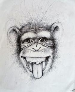 mono-_bolígrafo_negro