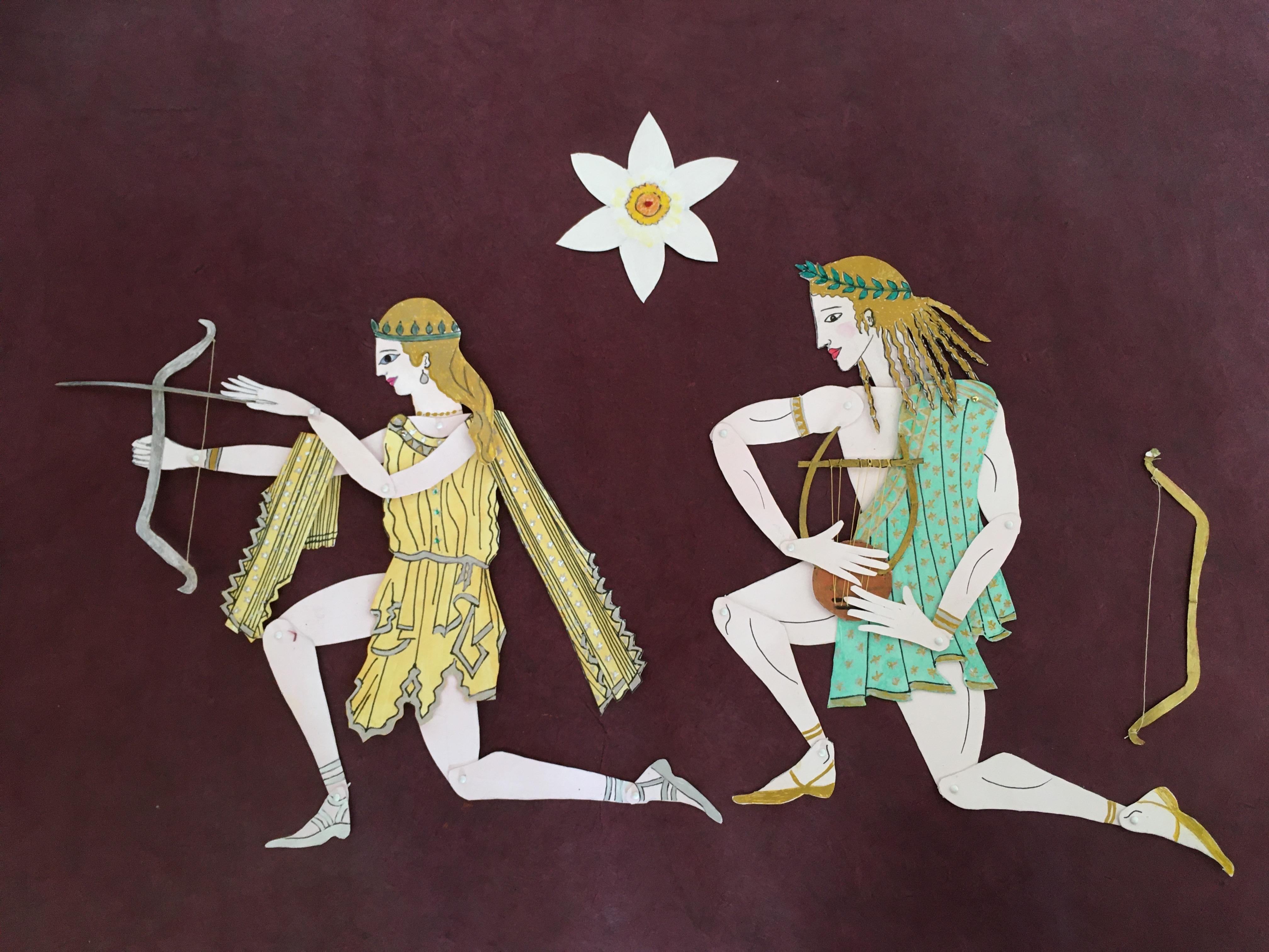Ep2. La Naissance d'Artèmis et d'Apollon
