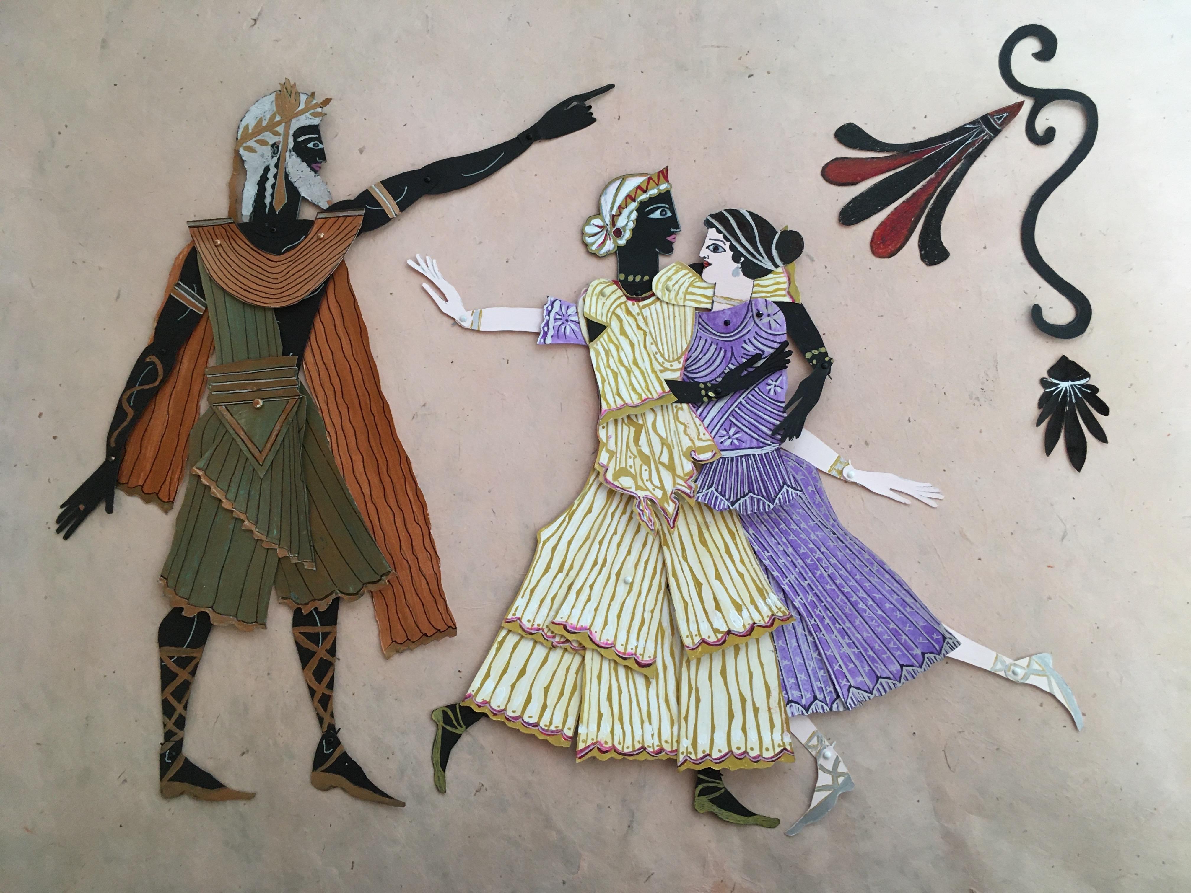 Ep4. Le combat d'Hadès et de Déméter