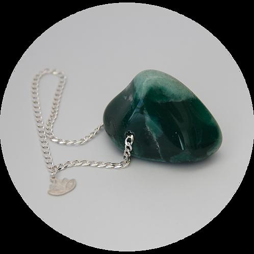 Amuleto Quartzo Verde