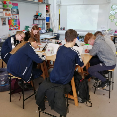 School Placement - Naas Community College Week 1: 1st Year Construction