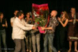 Cours de théâtre Emmanuel Vacarisas