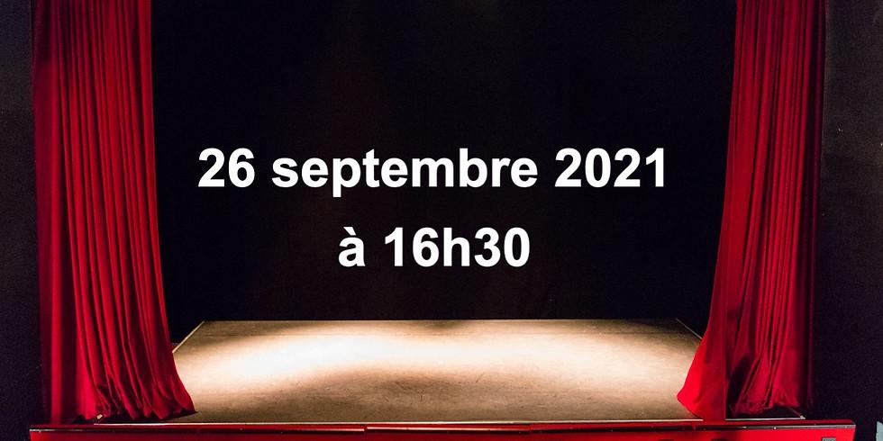 Scènes variées / Cours du jeudi (26/09/21)
