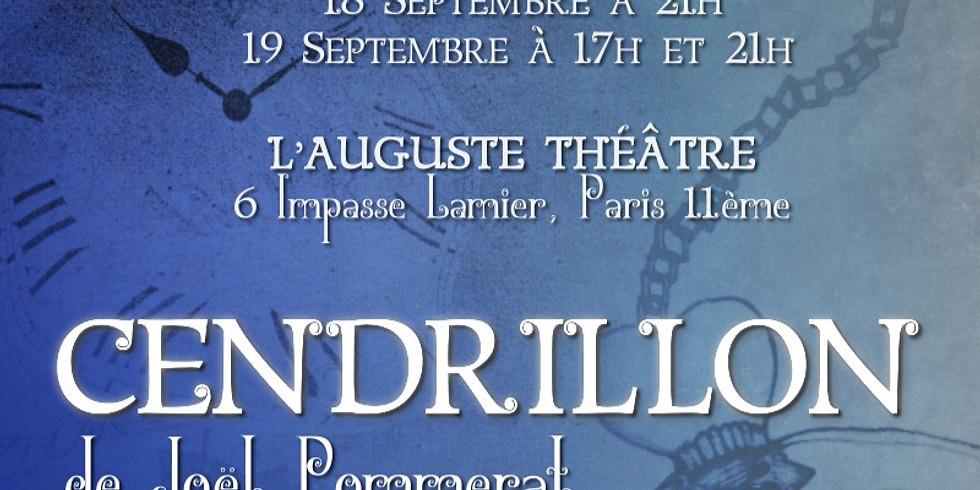 Cendrillon (samedi 19 septembre à 17h)