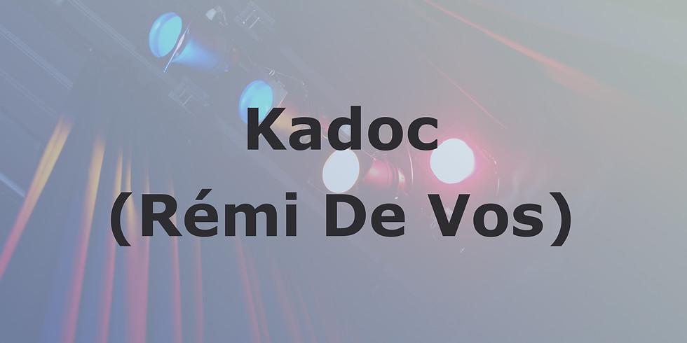 Kadoc (dimanche 27 septembre à 15h)