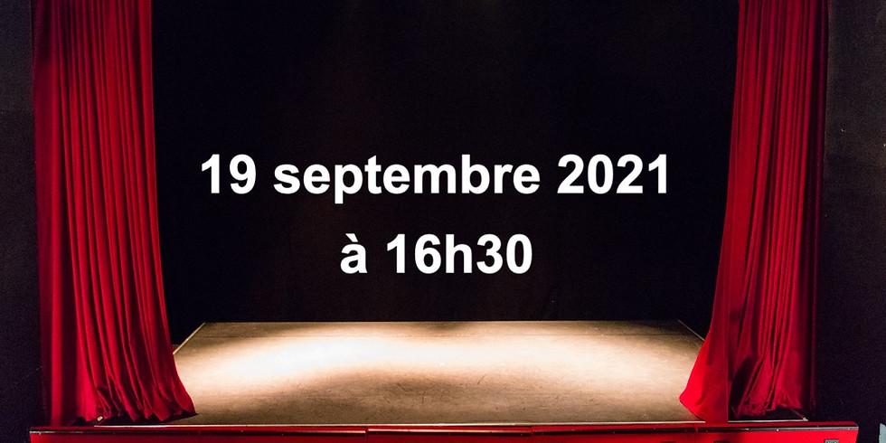 Scènes variées / Cours du jeudi (19/09/21)