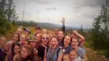 """Поездка в танцевальный лагерь """"Ural Dance Camp"""""""