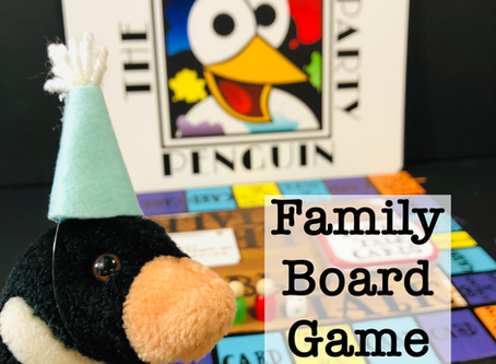 Family Board Game Craft