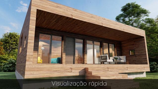 T2 65m2+20 m2 Terraço