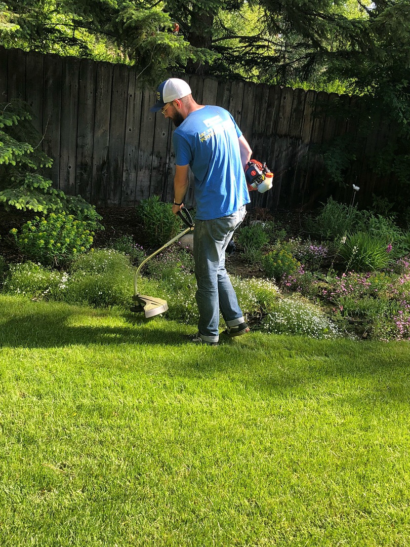 Lawn Care - Trimming Calgary