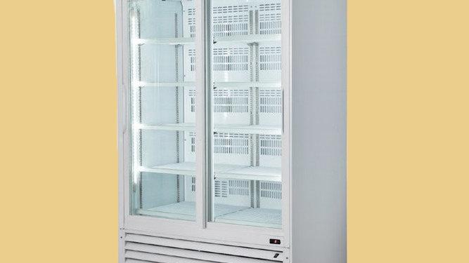 Double Door Cooler