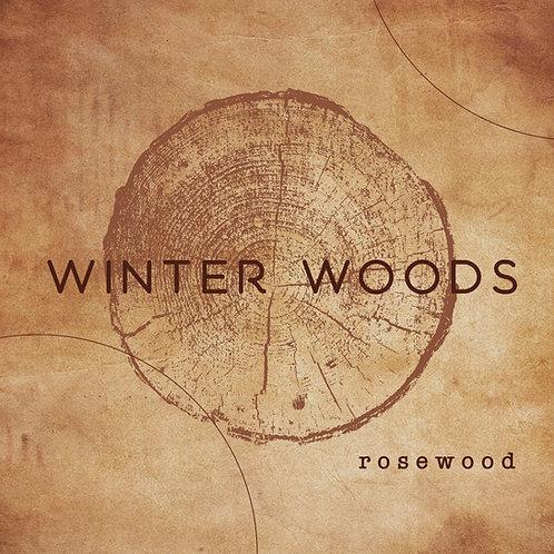 Winter Woods - Rosewood