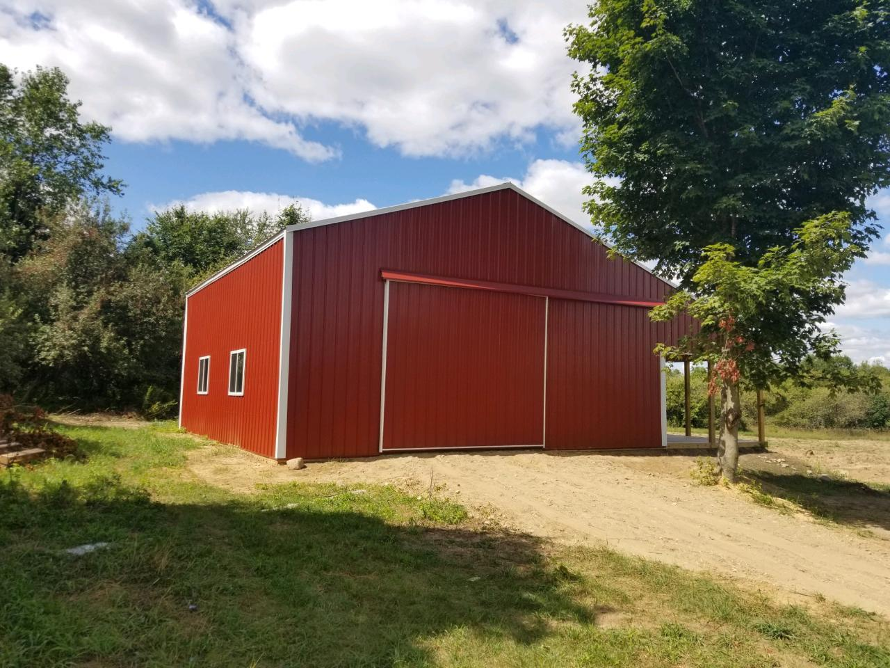 Pole Barn Package