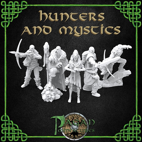 Hunters & Mystics