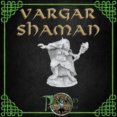 Vargar Shaman (resin)