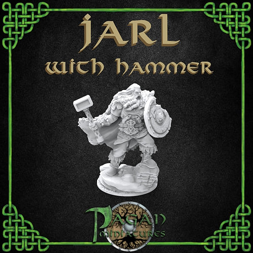 Jarl With Hammer
