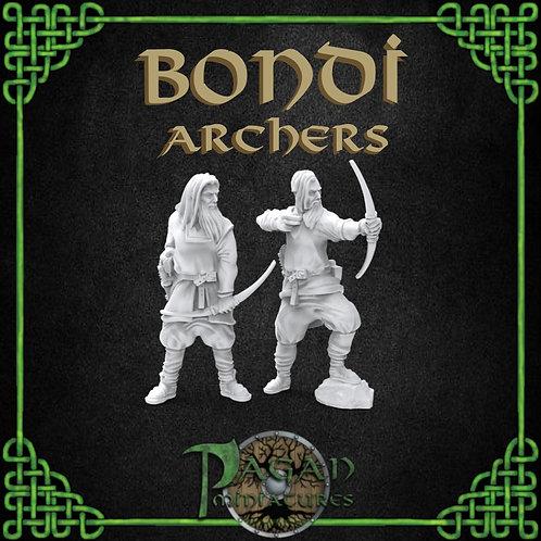 Bondi Archer Pair