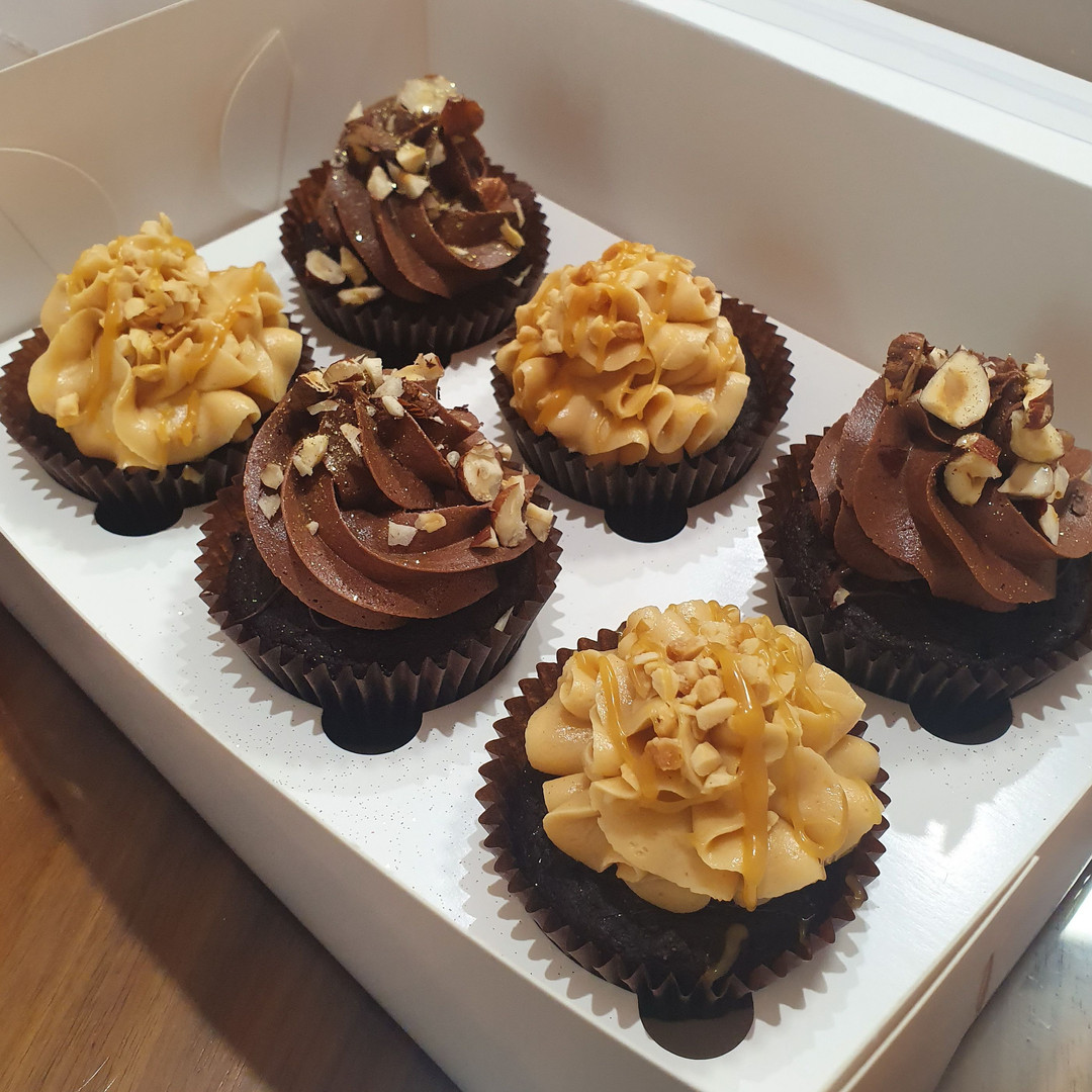 Snickers and Ferrero Rocher Cupcakes.jpg