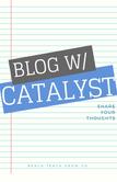 Catalyst Church Blog