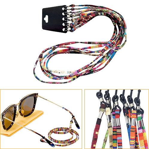 5pcs Multicolor   Eyeglass Glasses String Lanyard Holder