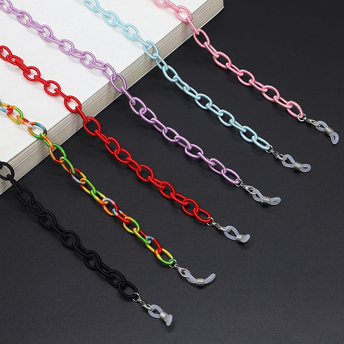 Long   Chain for Women Reading Glasses Hanging Neck Rope