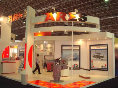 Stand Ares Evento LAAD