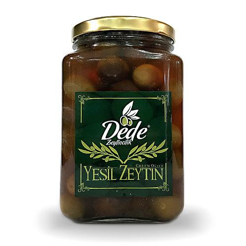 Kalamata Yeşil Zeytin (Cam Kavanoz) 1kg