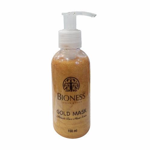Bioness Unisex Altın Maske 150Ml