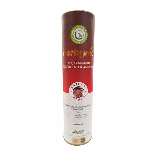 Herbynia Alıç Ekstratlı Keçi Boynuzu & Andız Özü 350 gr