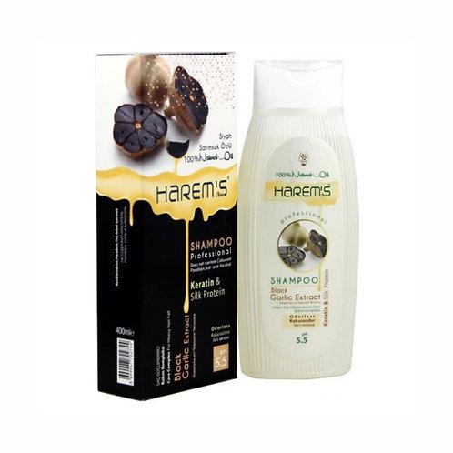 Harems Siyah Sarımsak Şampuanı 375Ml