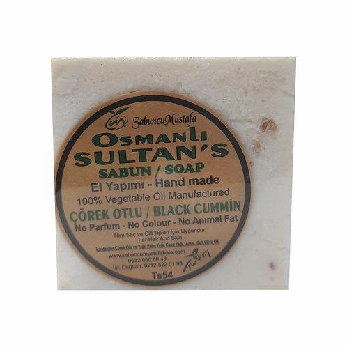 Osmanlı Sultans Çörek Otlu Sabun