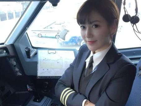 🤗歡迎靚女飛機師加入Macherie Club-成為我地會員♡