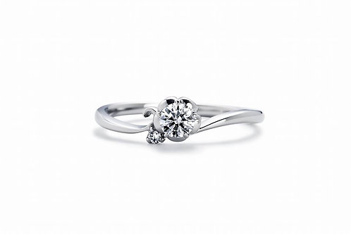 Rosary- Silver 925 couple ring