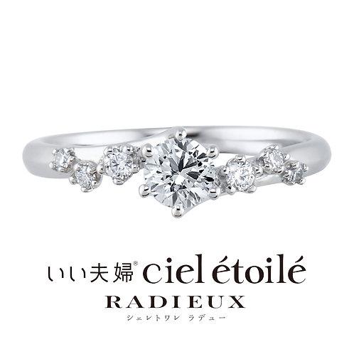 いい夫婦ciel étoilé radieux CIE504-025