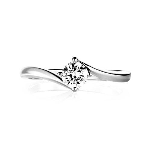 GIA 1ct Diamond Ring F IF