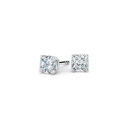 0.15ct  (total 0.3ct)Diamond  Stud Earring