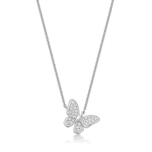 White Fairy – Diamond Necklaces
