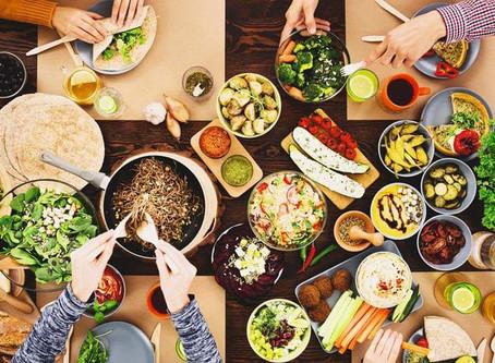 「素未謀面」Lunch Buffet with Turtle soup game