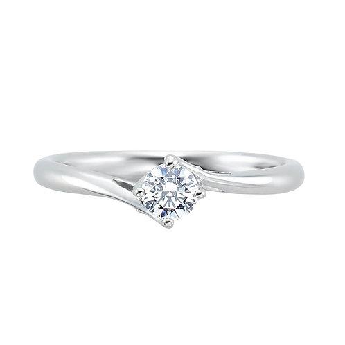 Polaris - Silver 925 couple ring