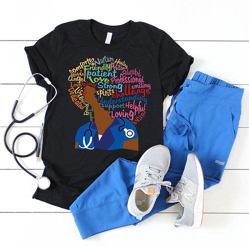 Afro Word Nurse
