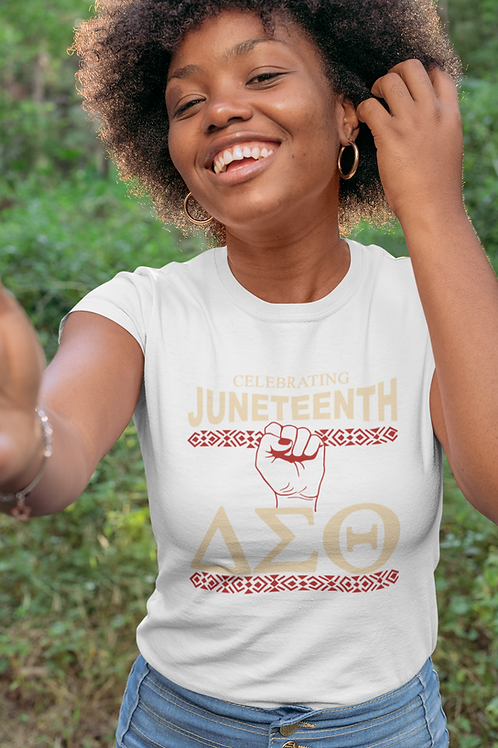 Delta Juneteenth Shirt
