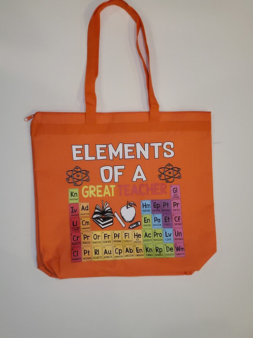 Elements Of A Great Teacher